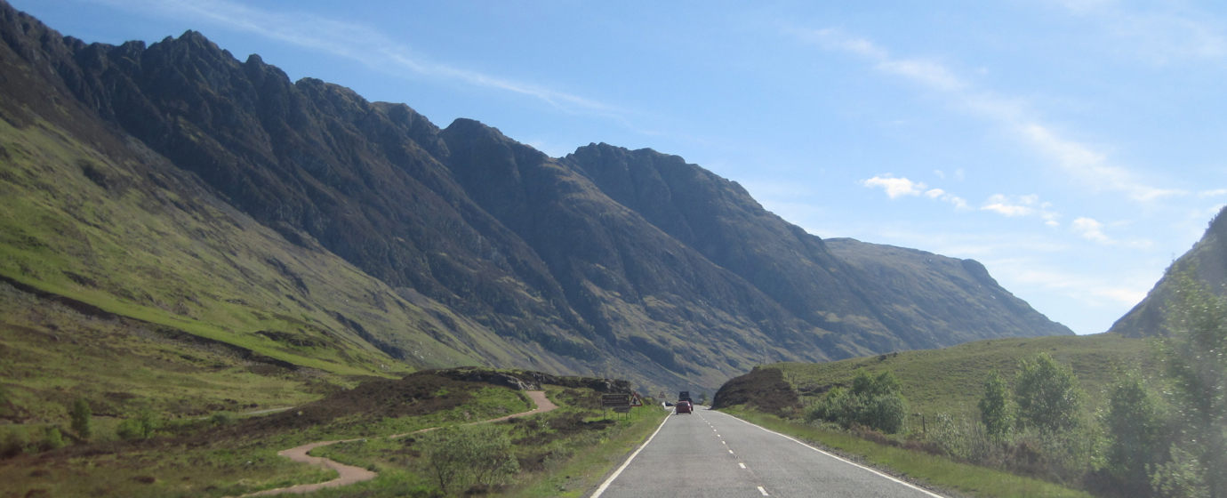 Getting to Fort William